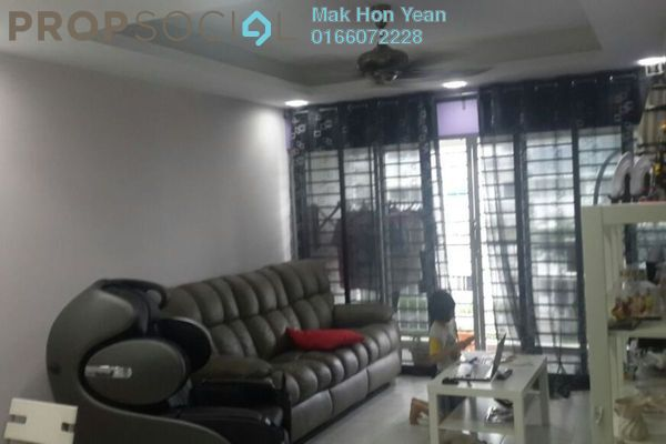 For Sale Condominium at Koi Kinrara, Bandar Puchong Jaya Freehold Semi Furnished 3R/2B 498k