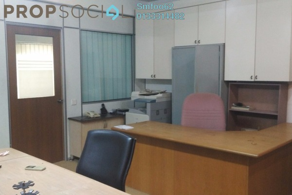 For Sale Office at Diamond Square, Setapak Freehold Semi Furnished 2R/1B 200k