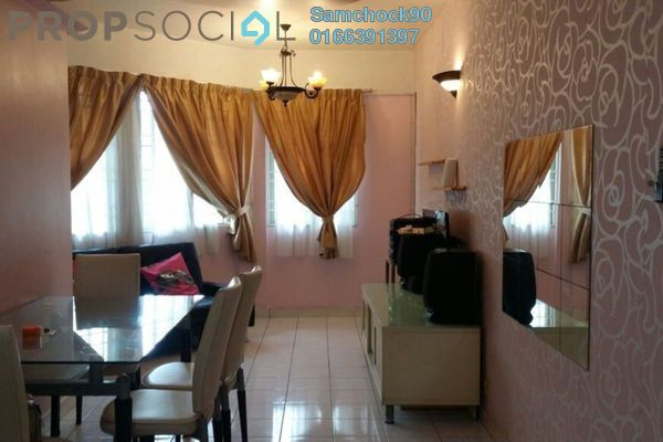 For Sale Condominium at Riana Green, Tropicana Leasehold Fully Furnished 3R/2B 780k