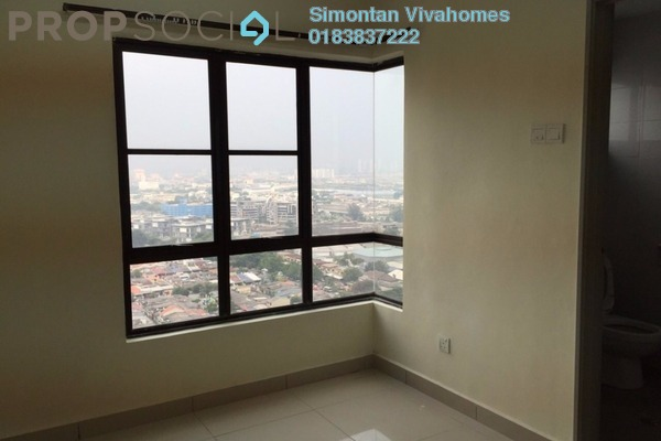For Rent Condominium at Park 51 Residency, Petaling Jaya Leasehold Semi Furnished 4R/2B 2k