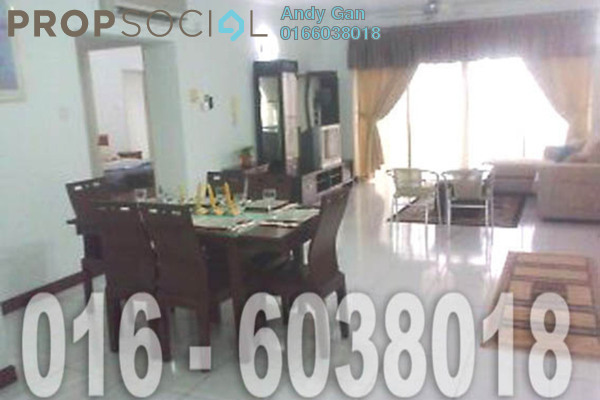 For Rent Condominium at Angkupuri, Mont Kiara Freehold Fully Furnished 2R/2B 3.2k