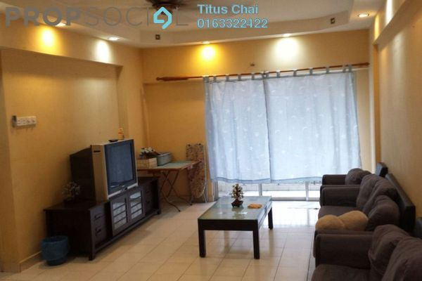 For Rent Condominium at Bintang Mas, Bandar Sri Permaisuri Freehold Fully Furnished 4R/2B 2.5k