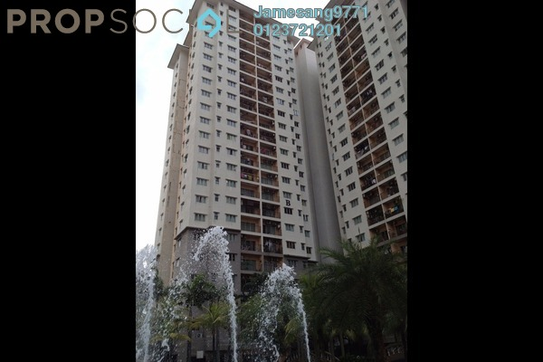 For Sale Condominium at Kelana Mahkota, Kelana Jaya Leasehold Unfurnished 3R/2B 685k