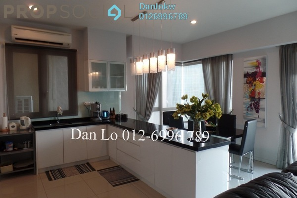 For Sale Condominium at myHabitat, KLCC Freehold Fully Furnished 3R/4B 2m