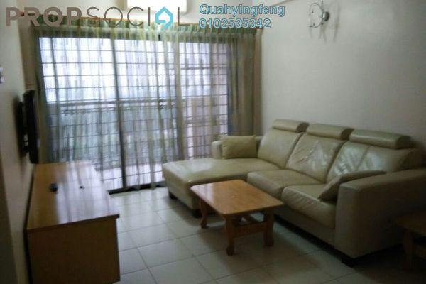For Rent Apartment at Avilla, Bandar Puchong Jaya Freehold Semi Furnished 3R/2B 1.35k