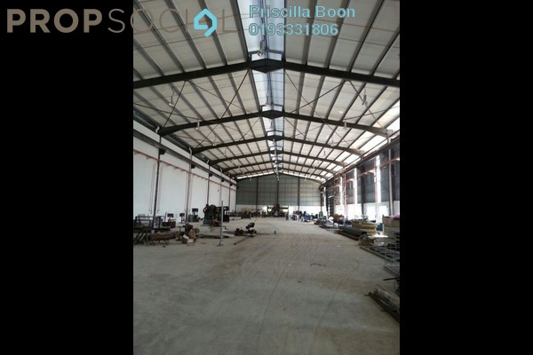 For Sale Factory at Kampung Baru Subang, Shah Alam Freehold Fully Furnished 0R/0B 9.5m