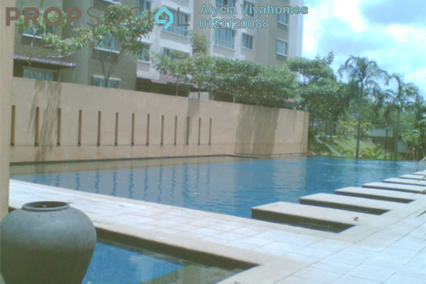 For Sale Condominium at Green Avenue, Bukit Jalil Freehold Semi Furnished 4R/2B 550k