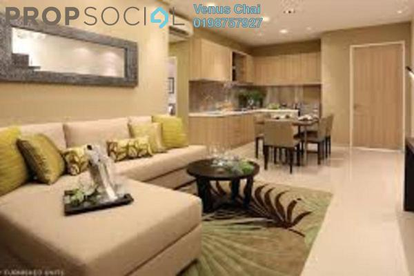 For Sale Serviced Residence at i-City, Shah Alam Freehold Fully Furnished 0R/1B 400k