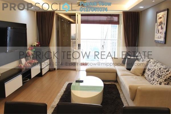 For Rent Condominium at Mont Kiara Bayu, Mont Kiara Freehold Fully Furnished 2R/2B 3.5k