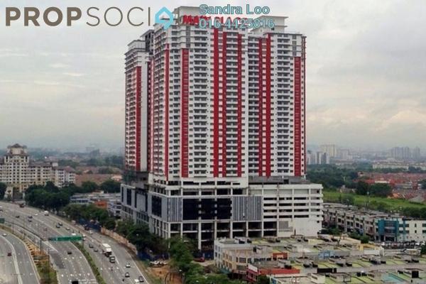 For Rent Condominium at Main Place Residence, UEP Subang Jaya Freehold Unfurnished 3R/2B 1.4k