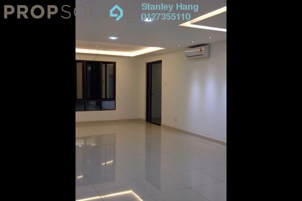 For Sale Condominium at Atmosfera, Bandar Puchong Jaya Freehold Semi Furnished 4R/3B 618k