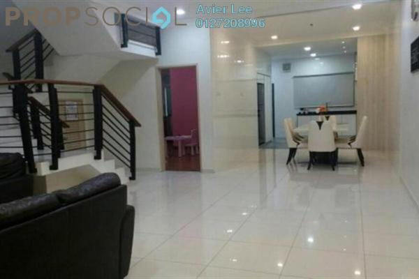 For Sale Terrace at Bandar Parklands, Klang Freehold Fully Furnished 4R/4B 900k