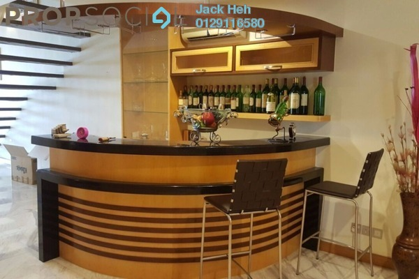 For Sale Condominium at The Loft, Bangsar Freehold Semi Furnished 5R/5B 3.7m