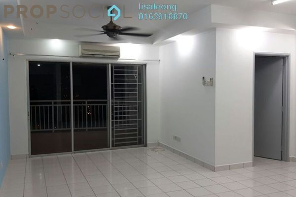 For Rent Condominium at Widuri Impian, Desa Petaling Leasehold Semi Furnished 3R/2B 1.25k