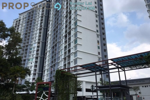 For Rent Condominium at Suasana Lumayan, Bandar Sri Permaisuri Leasehold Semi Furnished 4R/2B 1.45k