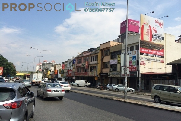 For Sale Shop at Plaza Metro Prima, Kepong Freehold Unfurnished 0R/0B 2.5m