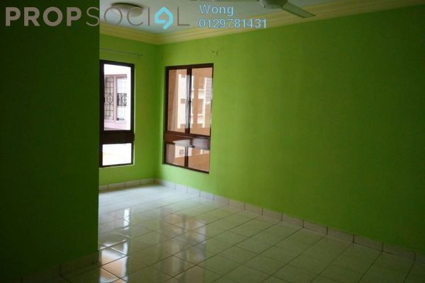 For Rent Condominium at Palm Spring, Kota Damansara Freehold Semi Furnished 3R/2B 1.7k