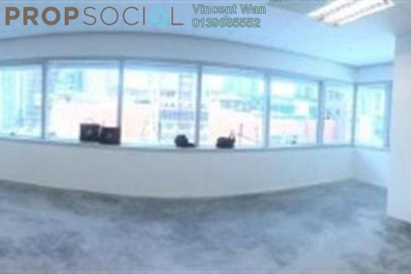 For Sale Office at KL Eco City, Mid Valley City Leasehold Semi Furnished 0R/0B 1.45m