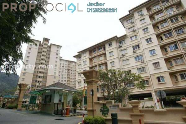 For Rent Condominium at Oakleaf Park, Bukit Antarabangsa Freehold Unfurnished 3R/2B 1.3k
