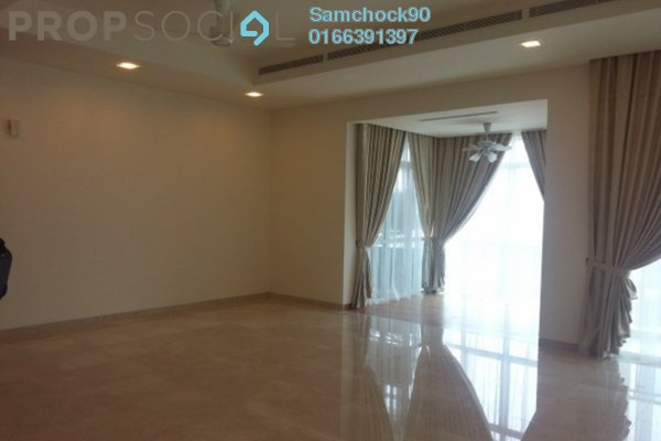 For Rent Condominium at The Pearl, KLCC Freehold Semi Furnished 4R/5B 13k
