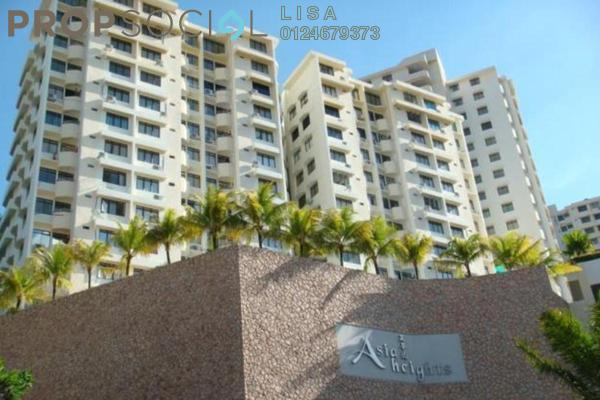 For Sale Condominium at Asia Heights, Farlim Freehold Fully Furnished 3R/2B 448k
