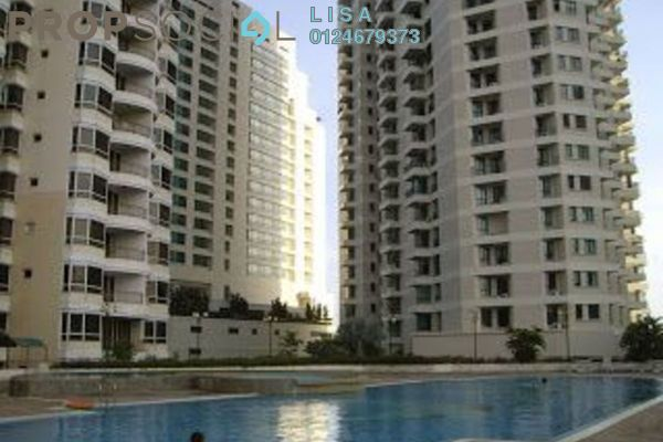 For Rent Condominium at E-Park, Batu Uban Freehold Fully Furnished 3R/2B 1.6千