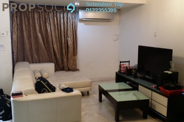 For Sale Terrace at Putra Bistari, Putra Heights Freehold Semi Furnished 4R/3B 730k