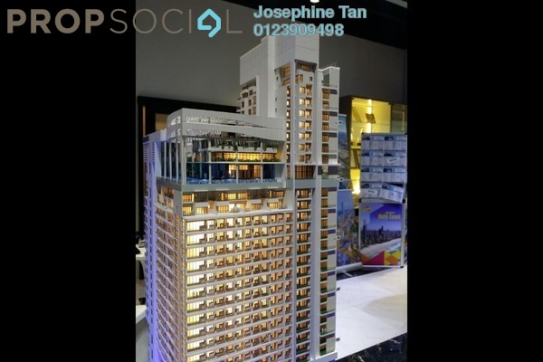 For Sale Condominium at The Colony, Chow Kit Leasehold Unfurnished 2R/2B 1.05m