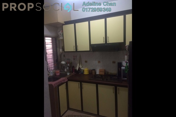 For Sale Apartment at SD Apartment II, Bandar Sri Damansara Freehold Semi Furnished 3R/2B 350k