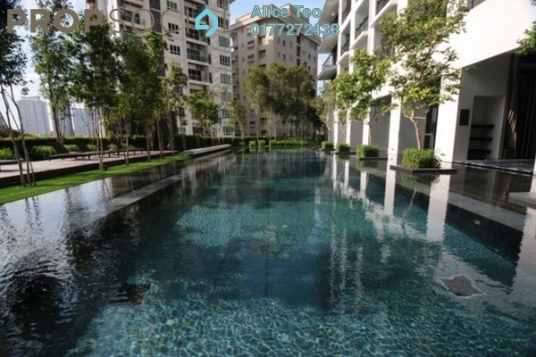 For Rent Condominium at Hampshire Place, KLCC Freehold Fully Furnished 1R/1B 4.6k