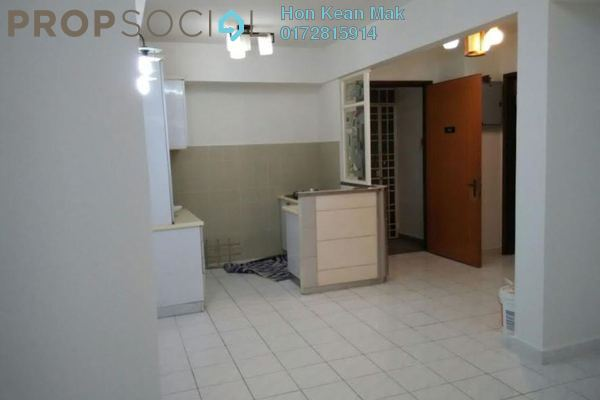 For Rent Condominium at Riana Green, Tropicana Leasehold Semi Furnished 2R/1B 1.65k