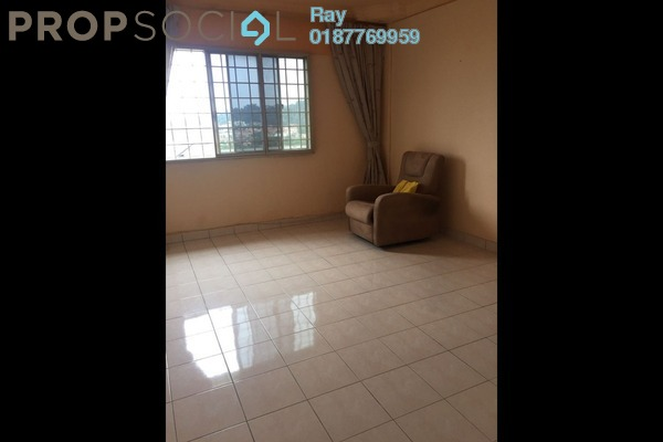 For Rent Condominium at Avenue Court, Old Klang Road Leasehold Semi Furnished 3R/2B 1.2k