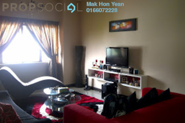 For Sale Condominium at Desa Idaman Residences, Puchong Freehold Semi Furnished 3R/2B 390k