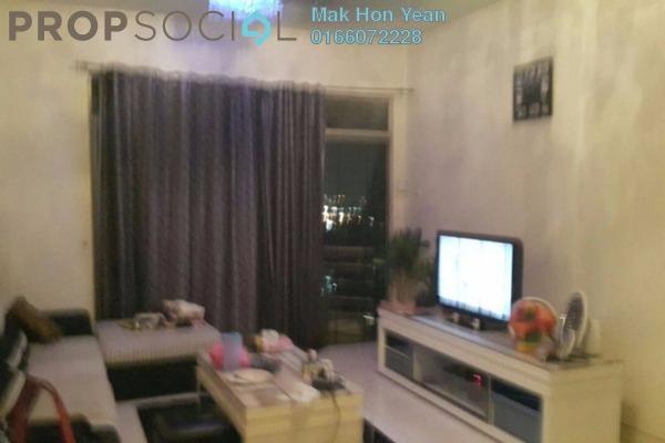 For Sale Condominium at Impian Heights, Bandar Puchong Jaya Freehold Semi Furnished 3R/2B 398k