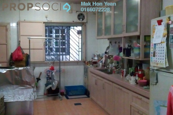 For Sale Terrace at Taman Puchong Perdana, Puchong Leasehold Semi Furnished 4R/2B 538k