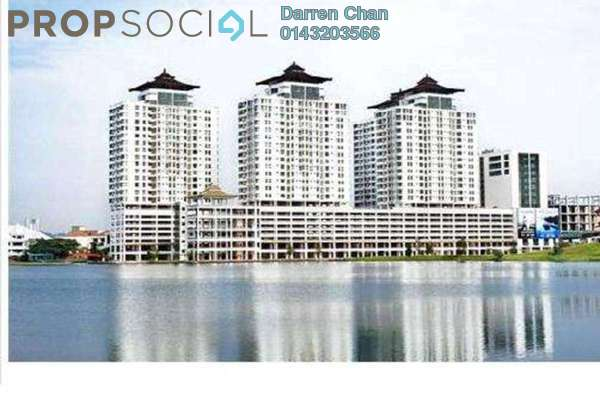 For Rent Condominium at The Heritage, Seri Kembangan Leasehold Fully Furnished 3R/2B 3.2k