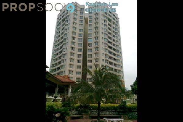 For Rent Condominium at Regency Heights, Sungai Ara Freehold Semi Furnished 4R/2B 1.2k