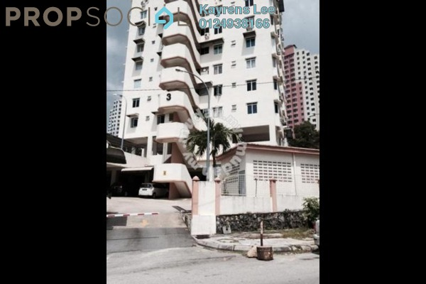 For Rent Apartment at Taman Lebah Hijau, Green Lane Freehold Fully Furnished 3R/2B 1.2k
