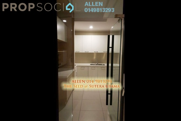 For Rent Condominium at The Seedz, Bukit Jalil Leasehold Semi Furnished 3R/3B 2.9k