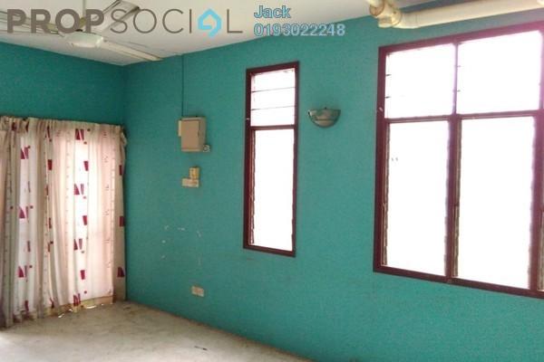 For Sale Terrace at Taman Sri Rampai, Setapak Freehold Semi Furnished 2R/2B 980k