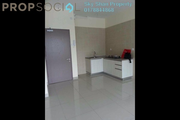 For Rent SoHo/Studio at Flexis @ One South, Seri Kembangan Freehold Semi Furnished 1R/1B 1.2k