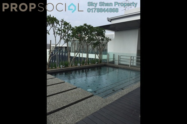 For Sale Duplex at Flexis @ One South, Seri Kembangan Freehold Semi Furnished 2R/2B 670k