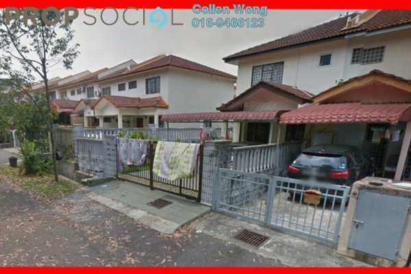 For Sale Terrace at Taman Bukit Serdang, Seri Kembangan Freehold Unfurnished 4R/3B 680k