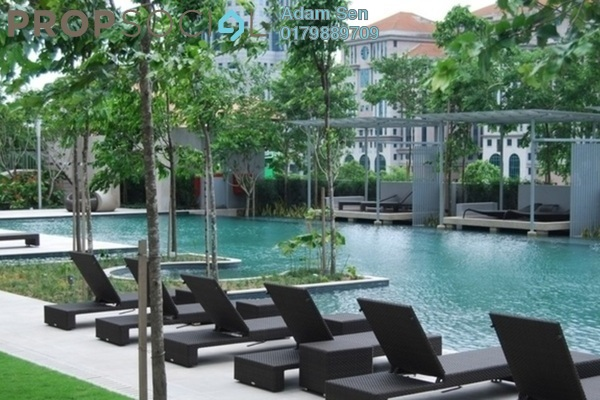 For Sale Condominium at Hampshire Residences, KLCC Freehold Fully Furnished 3R/3B 1.8m