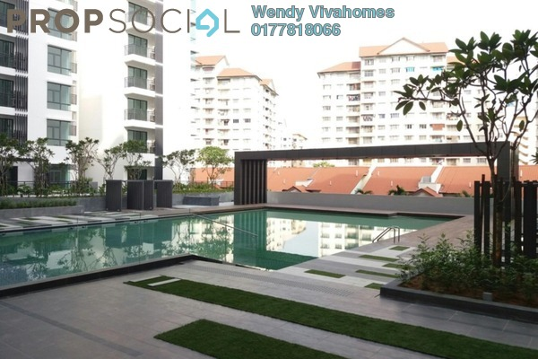 For Sale Condominium at Urbana Residences @ Ara Damansara, Ara Damansara Leasehold Semi Furnished 2R/2B 660k