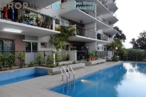 For Sale Apartment at Indahria Apartment, Shah Alam Freehold Unfurnished 3R/2B 350k