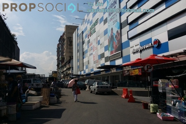 For Sale Shop at Market Hall, Pudu Freehold Unfurnished 0R/0B 650k