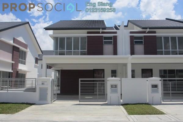 For Rent Terrace at Ambang Botanic 2, Klang Freehold  5R/3B 1.5k