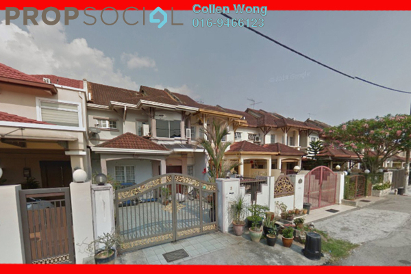 For Sale Terrace at BK4, Bandar Kinrara Freehold Unfurnished 4R/3B 730k