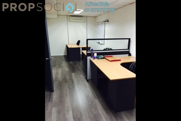 For Sale Office at Cheras Business Centre, Cheras Freehold Fully Furnished 0R/1B 320k